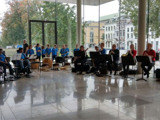 20160019 JKF Music Kids in Parkfoyer Musis