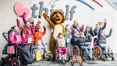 Ronde Tafel 68 Heerenveen.Ijssportdag 2019 In Thialf